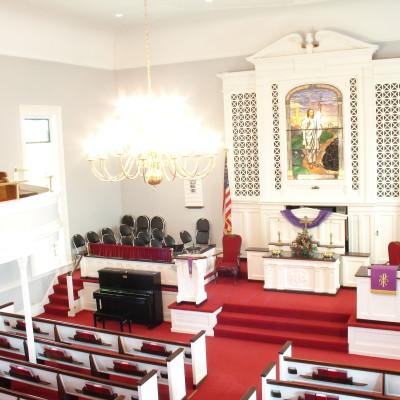 The Sanctuary Inside