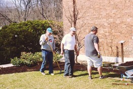 2015 Spring Cleanup
