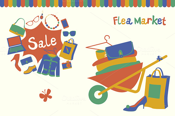 40th Annual Flea Market