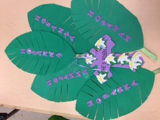 Palm Sunday Craft Crafting