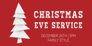 Christmas Eve Family Service @ Niskayuna Reformed Church | New York | United States