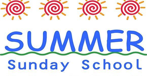 Summer Sunday School Lesson 2 Coming Up Niskayuna Reformed Church