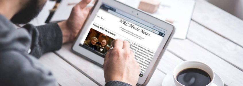 NRC Music News